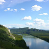 The Yukon River --<br /> The Yukon River before it gets huge and crosses the entire state of Alaska