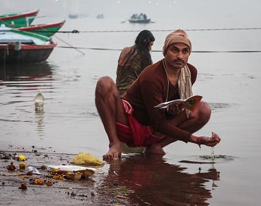 Varanasi, Uttar Pradesh, India, 2014