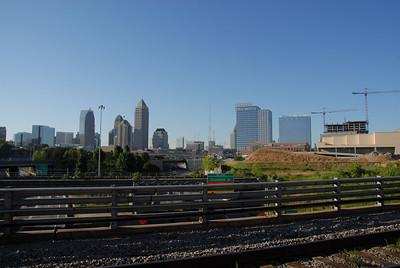 Atlanta station.