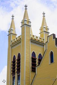 The Yellow Church