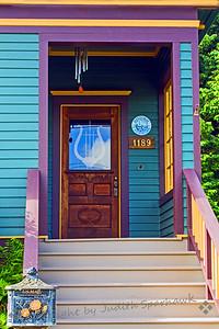 Colorful Doorway