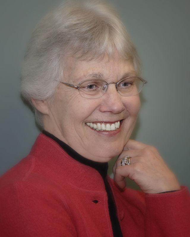 Our dear friend, Marina Fraser.