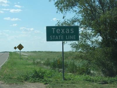 Route 66 - 5 - Texas