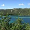 Emerald Lake outside Carcross