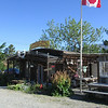 Bakery with free coffee in Carcross, YT (Great baking too)