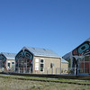 Tourist shops in Carcross, YT