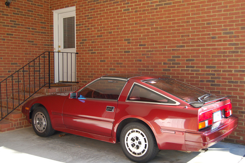Barry's 1986 Z in mint condition