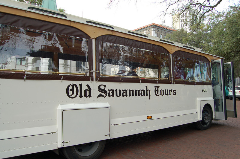 Savannah transportation