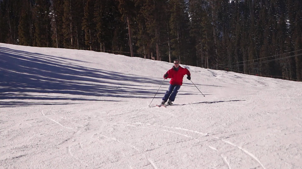 Duncan Marsh skiing at Taos - Gary N. Miller - Sisters Country Photography