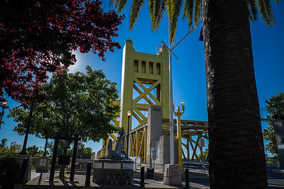 Tower Bridge, Sacramento  https://www.google.com/maps/place/Tower+Bridge/@38.580461,-121.508011,17z/data=!3m1!4b1!4m2!3m1!1s0x809ad132835469cb:0xbf15c7037ac9db74