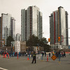 <p>Street Scene, Winter Olympic in Vancouver, British Columbia, Canada</p>