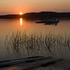 Grass Lake Sunset