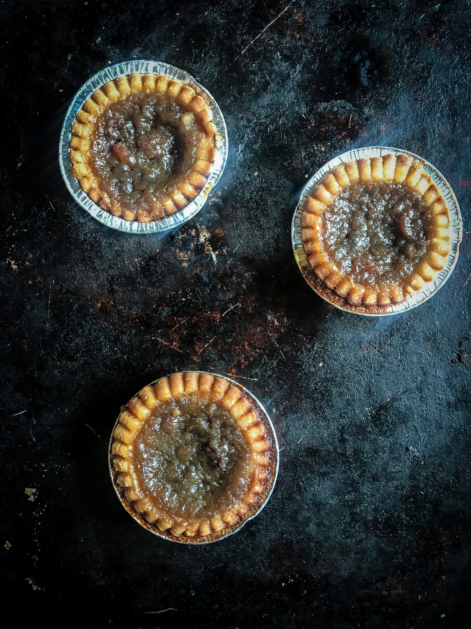 Maple Pecan Cranberry Butter Tarts in Perth Ontario - discover where to eat Maple Syrup in Ontario