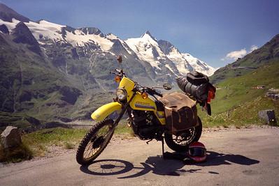 Totaal 3982 km