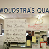 "<span id=""title"">Woudstra's</span> <em><a href=""http://www.woudstrameatmarket.com/"">Wouldstra's Meat Market</a></em> In addition to a dizzying array of meat, they had local wines and tons of Dutch treats, like Wilhemina mints and gross salty licorice. We bought a lot of stuff and were sad we couldn't buy any fresh meat - we did get some jerky, though."