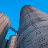 """<span id=""""title"""">Silo Ladder</span> I guess you can't really climb this anymore because of the missing rungs, but wow - scary."""