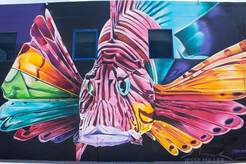 Street Art in San Nicolas, Aruba