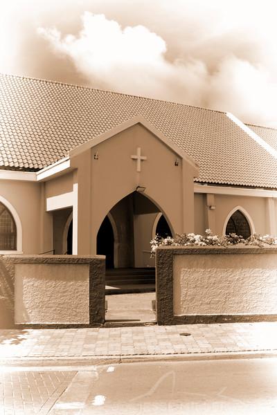 Church in San Nicolas, Aruba