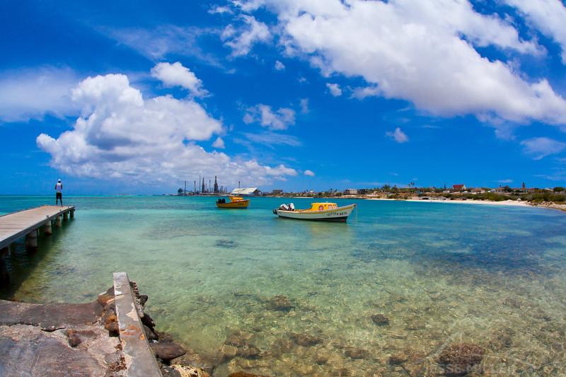 Rodger's Beach in Aruba