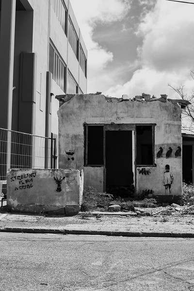 Abandon Building in Aruba