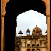 The Orchha fort, or palace. It was after hours and we just walked around, taking in the surroundings. It was the picture of serenity at this hour, one of my most memorable fort-visits if not the most.