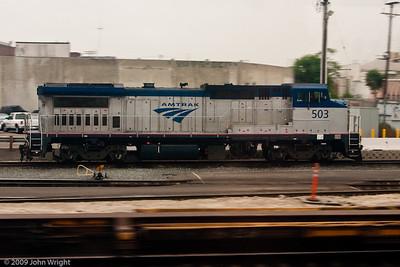 GE Dash 8-P32BWH diesel-electric locomotive