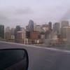 San Francisco from Bay Bridge