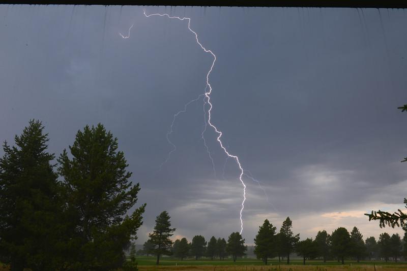 Lightning in Sunriver!