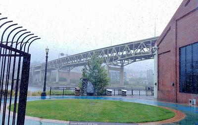 Rainy Portland
