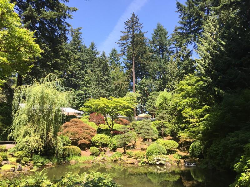 Portland Japanse Gardens
