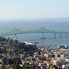 The Astoria-Megler Bridge over the Columbia River, at its mouth, is 4.1 miles long and the longest bridge in Oregon.