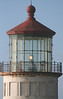 The North Head Lighthouse--one of two lights at Cape Disappointment State Park in WA.