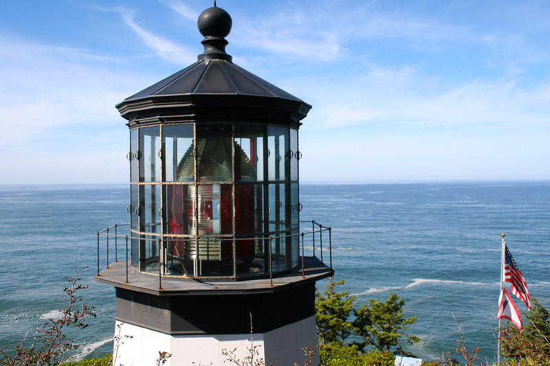 Next stop: Cape Meares Lighthouse.