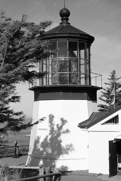 As the shortest lighthouse on the coast, Cape Meares is just plain stubby!