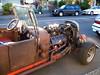 Strange car on Hemlock Street.<br /> <br /> Dziwny samochod przy Hemlock Street.