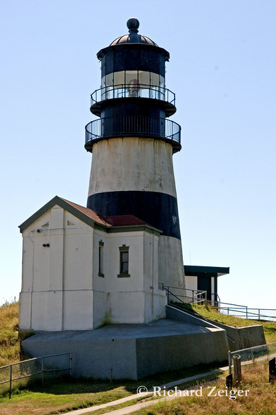 "Lighthouse Washington ""Cape Disappointment"""