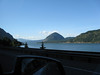 Columbia River from car
