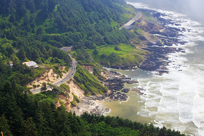 Oregon Coast, Cape Perpetua