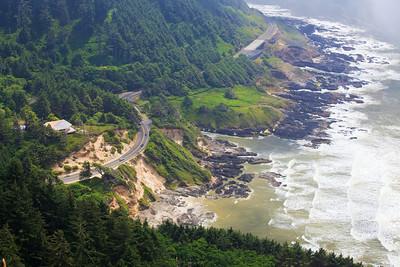 Oregon Coast, Cape Perpetua