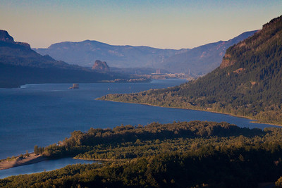 Columbia River, Columbia River Gorge, Oregon