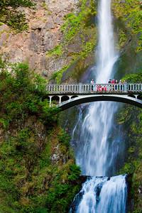 Multnomah Falls, Columbia River Gorge