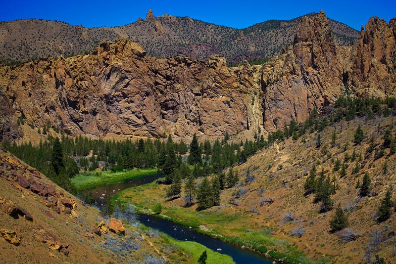 Smith Rock State Park, Oregon