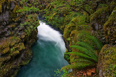 Rogue River Gorge, OR