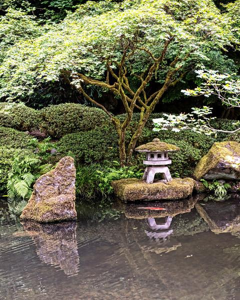 Japanese Gardens Portland, Oregon