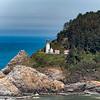 Haceta Point Lighthouse