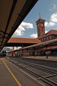 Union Station, Portland. OR