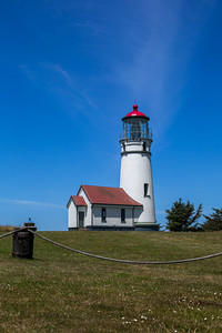 Point Blanco lighthouse.