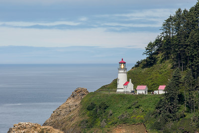 Heceta Lighthouse, Florence.
