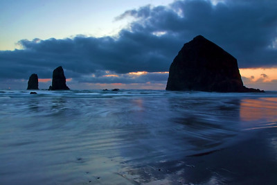 Haystack Rock-Cannon Beach Oregon