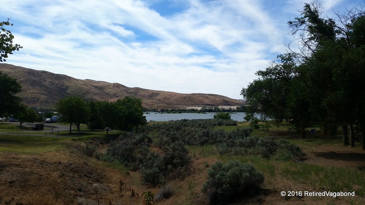 The Snake River - Farewell Bend SP